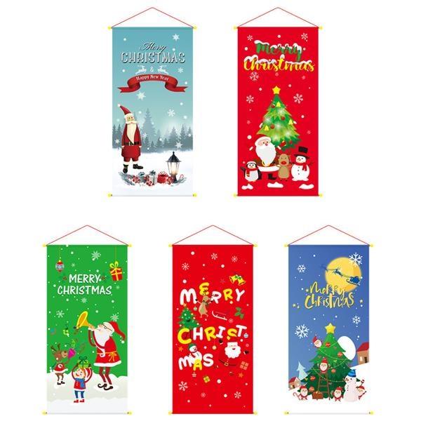 Christmas Colorful Banner