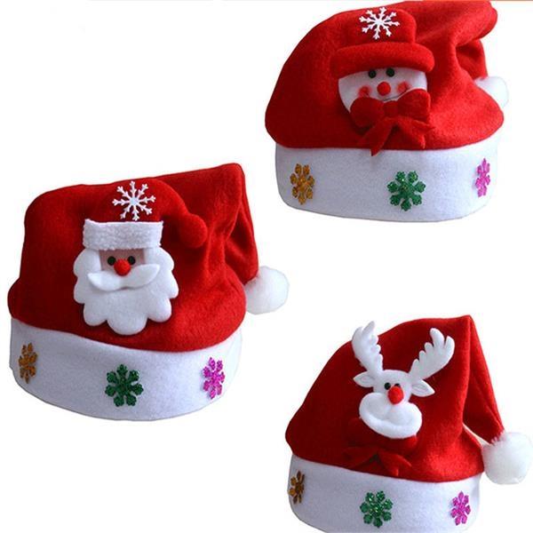 Kids Christmas Hat