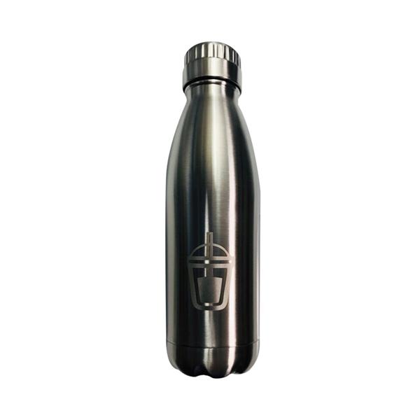 Stainless Steel Bottle - 17 oz.