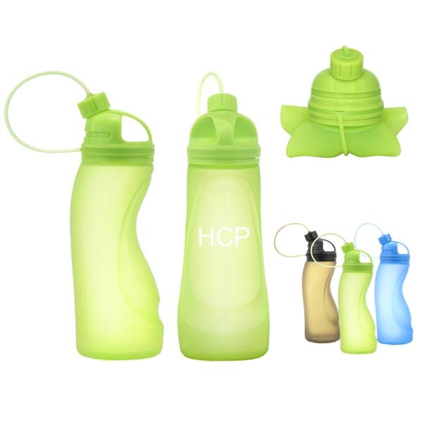 Folded Sports Water Cup