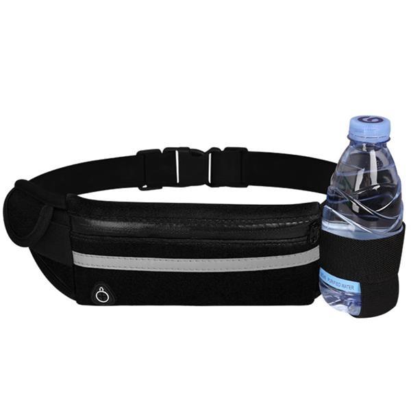 Fitness Reflective Running Waist Bag