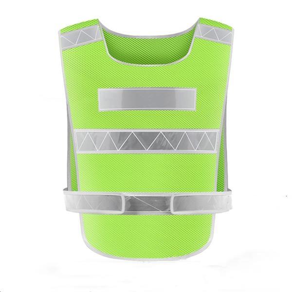 Lightweight Mesh Reflective Safety Vest