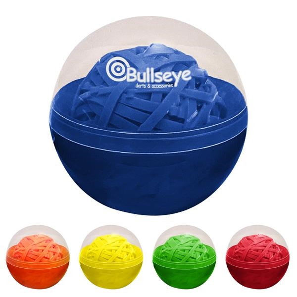 Rubber Band Ball In Case