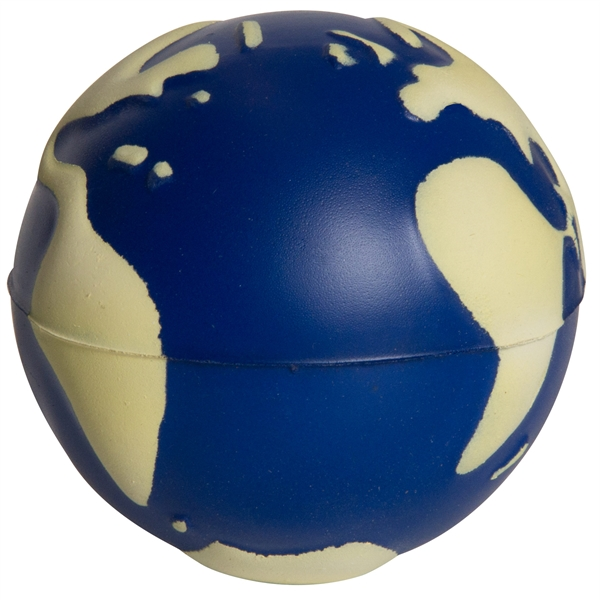 Squeezies (R) Glow Earth Stress Reliever