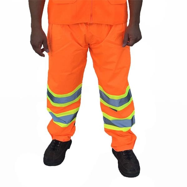 ANSI/ISEA 107-2015 Class E Water-Resistant Rain Safety Pants