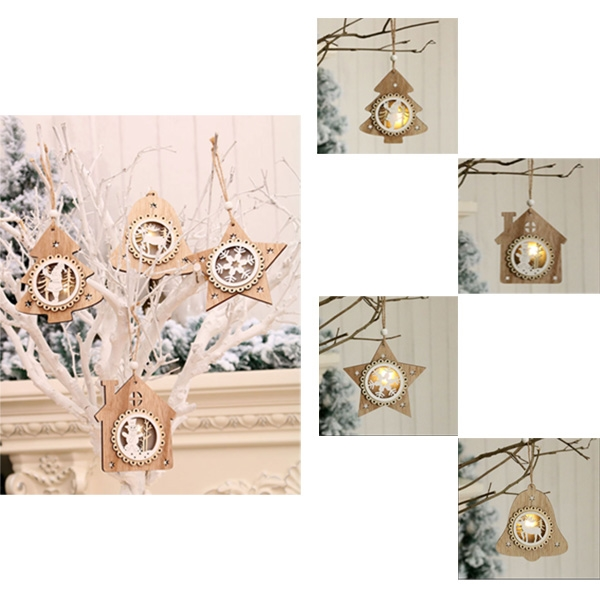Christmas Ornament with light