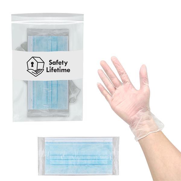Mask & Gloves Value Kit