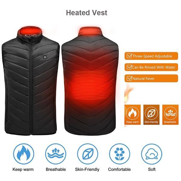 USB Heated Vest