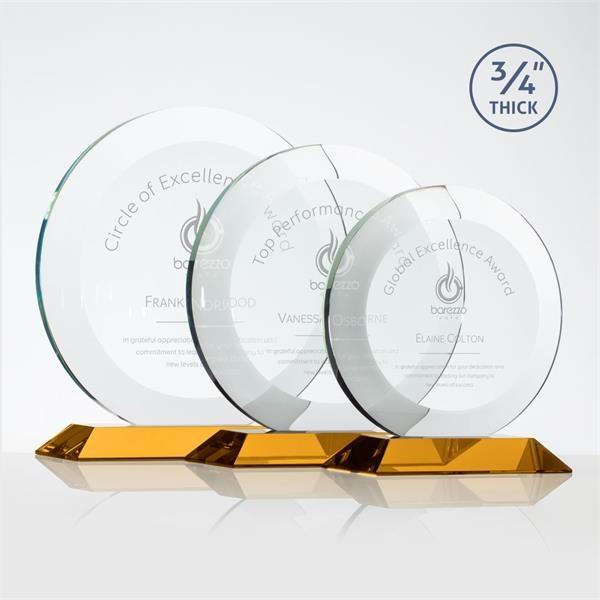 Gibralter Award - Amber