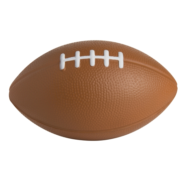 """Squeezies (R) 5"""" Football Stress Reliever"""