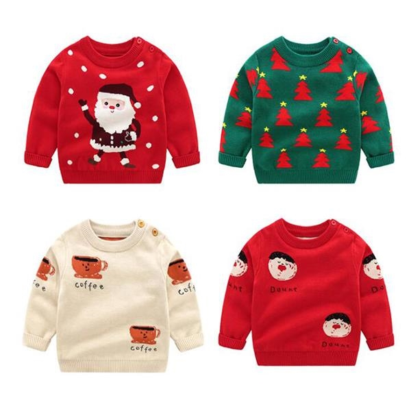 Childrens Sweater Pullover Outfit Jumper