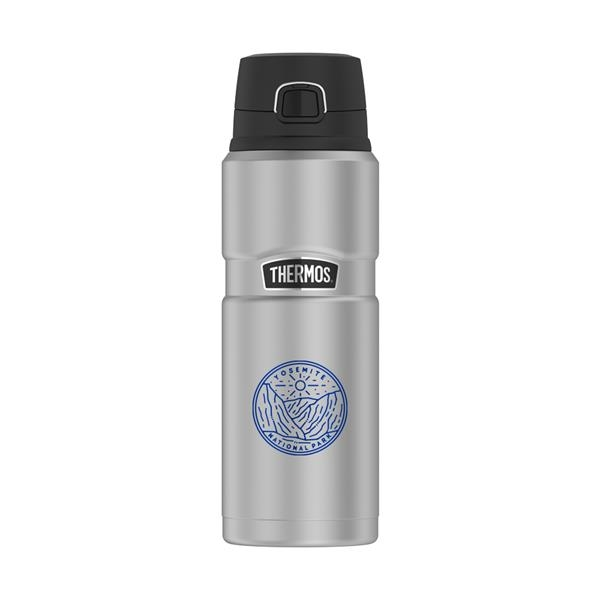 24 oz. Thermos® Stainless King™ SS Direct Drink Bottle