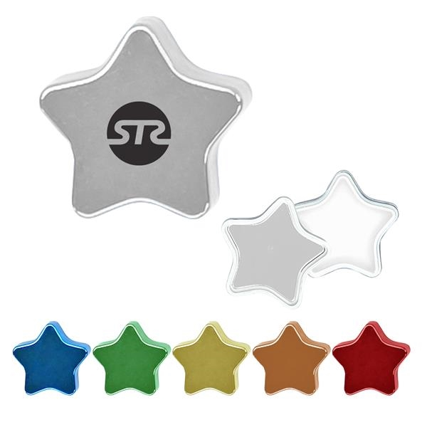 Metallic Star Lip Moisturizer