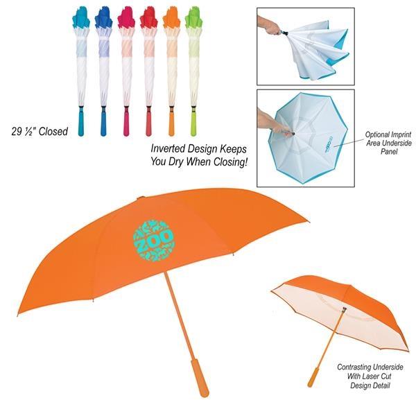 Manual Inverted Umbrella