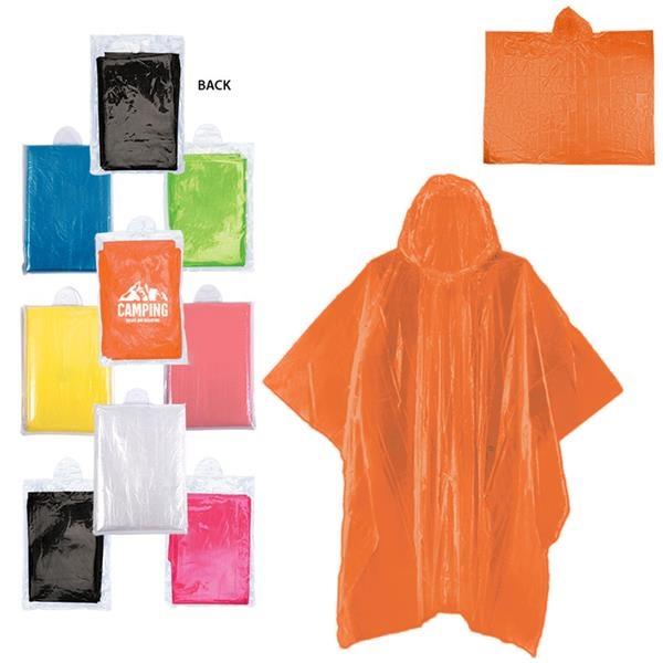 Disposable Raincoat