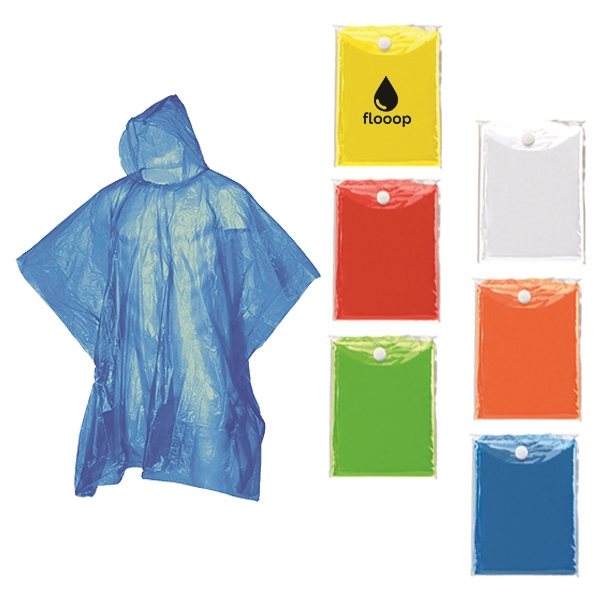 One-time use Poncho