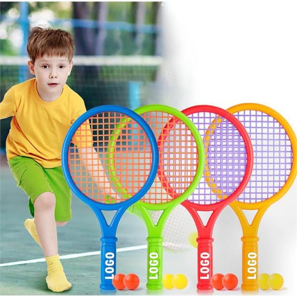 Kid Striped Racket
