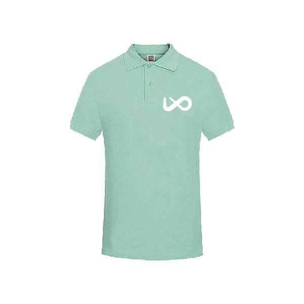 Blue Moisture Unisex Polo Shirt for Boys shirts