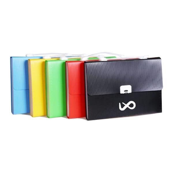 Colored Expanding File Folder