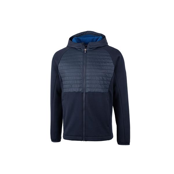 Discovery Hybrid Hooded Jacket