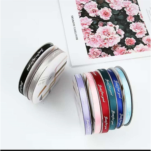 Just for you gift ribbon/package ribbon
