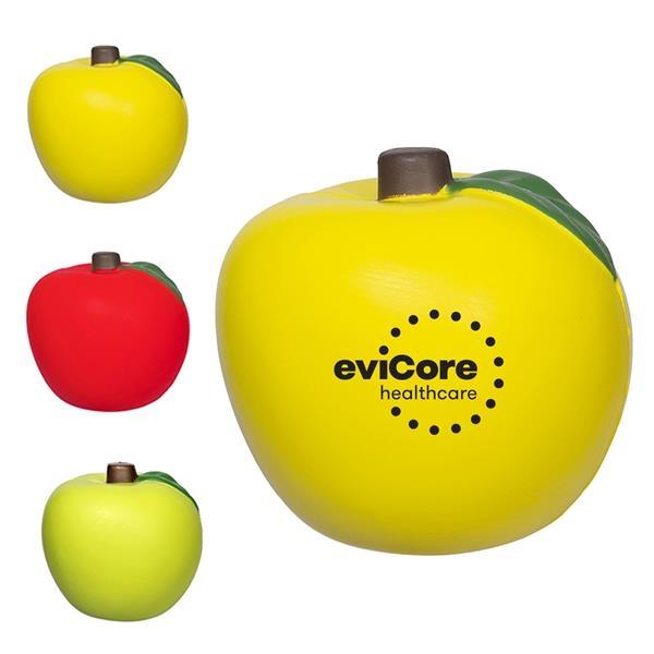 Yellow Stress Balls