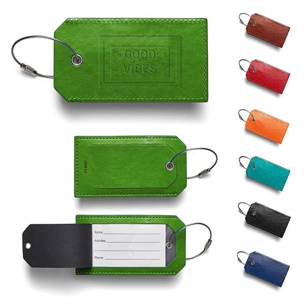 Thermo Luggage Tag