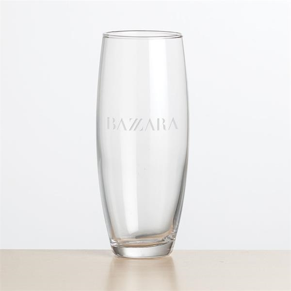Stanford Stemless Flute - Deep Etch 9oz