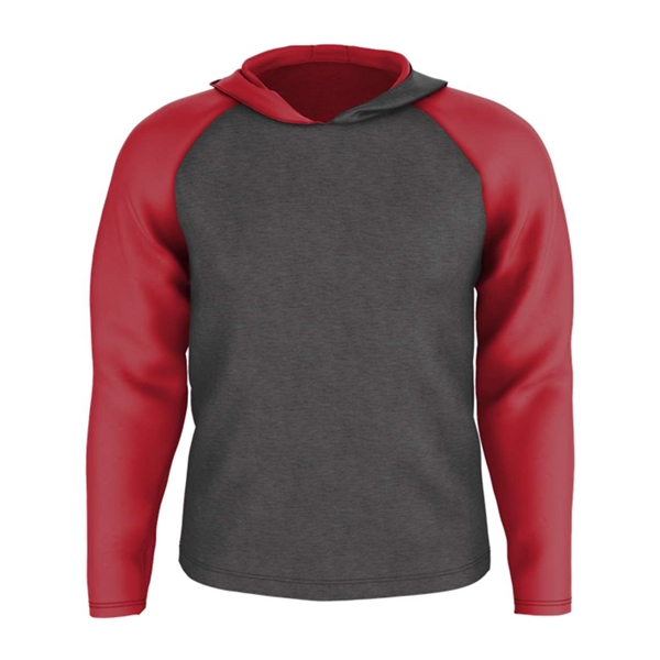 Badger Youth Gameday Hooded Pullover