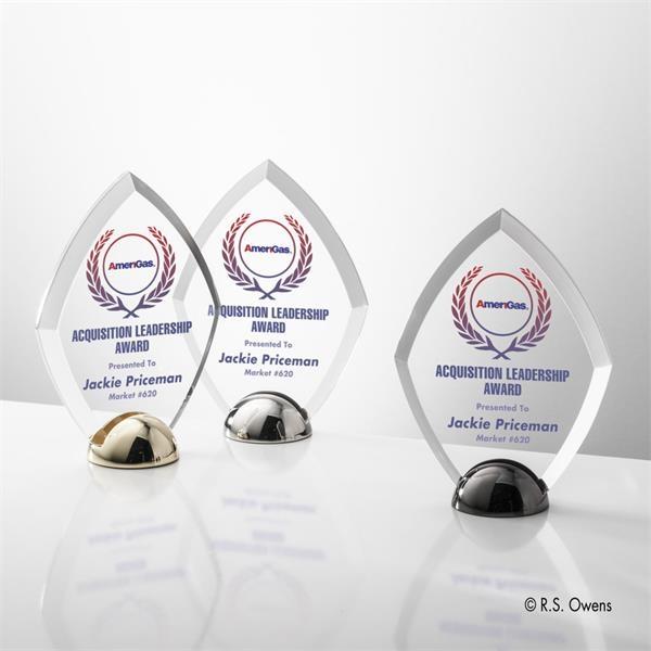 Diamond Hemisphere Award - VividPrint™