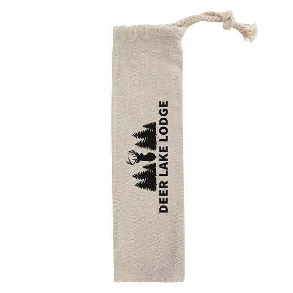 Cotton Carrying Pouch