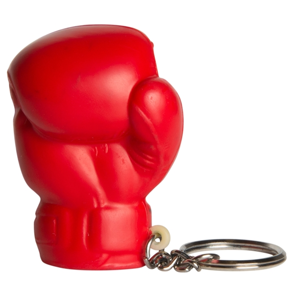 Squeezies (R) Boxing Glove Keyring Stress Reliever