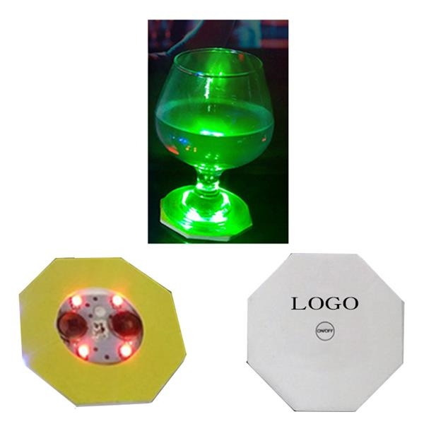 LED Colorful Cup Stickers