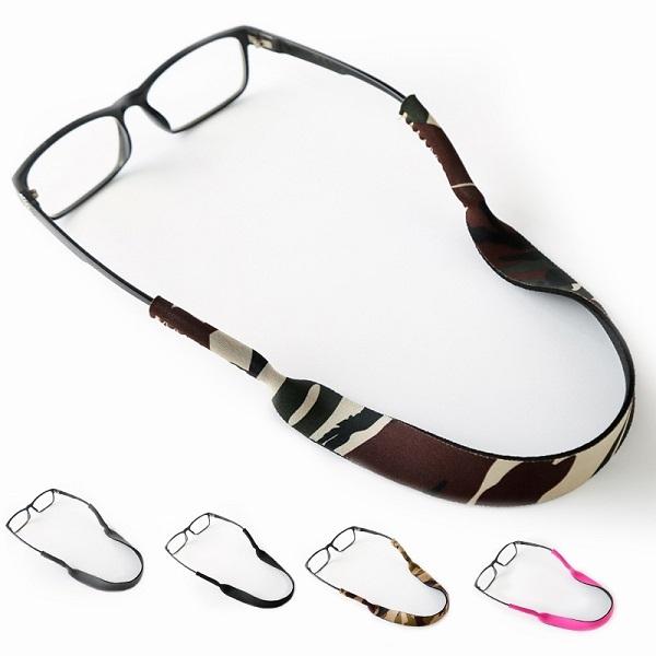 Eyeglass, Sunglass Straps Neoprene