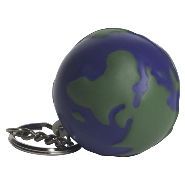 Squeezies (R) Earth Keyring Stress Reliever