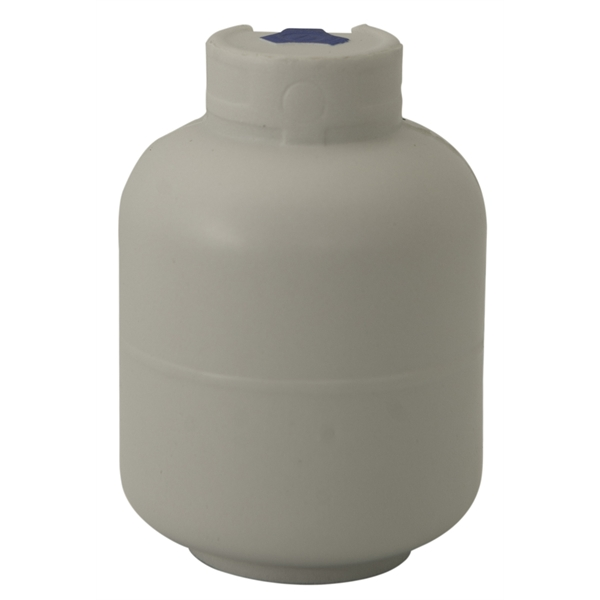Squeezies (R) Propane Container Stress Reliever