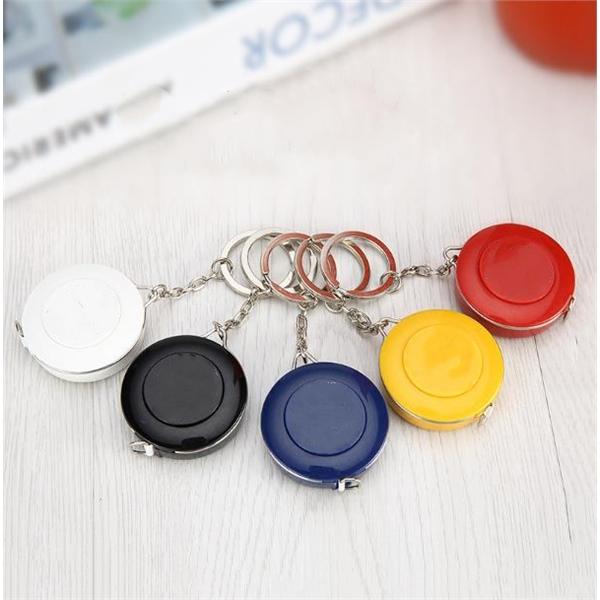 Mini Keychain Portable Tape Measure