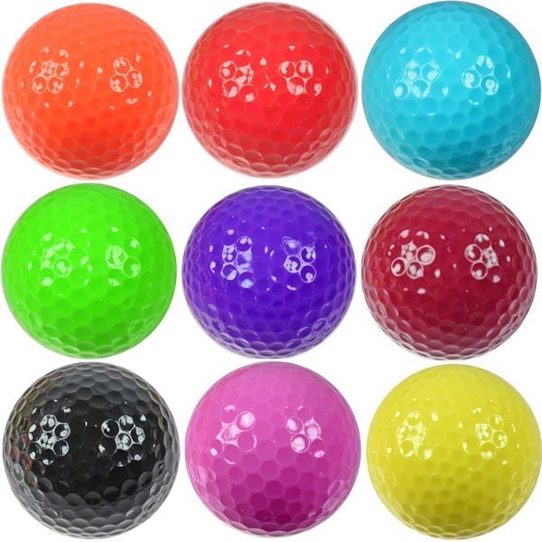 Practice Golf Balls, Colored Golf Balls Soft