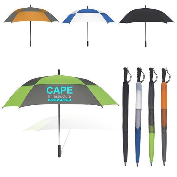 Automatic Square Umbrella