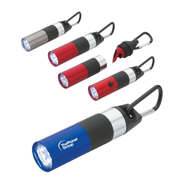 Bottle-Opening LED Torch