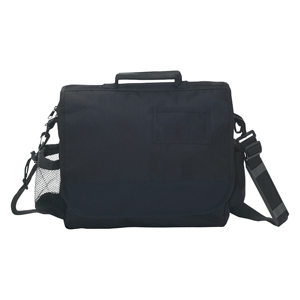 Messenger Bag with Organizer Compartments