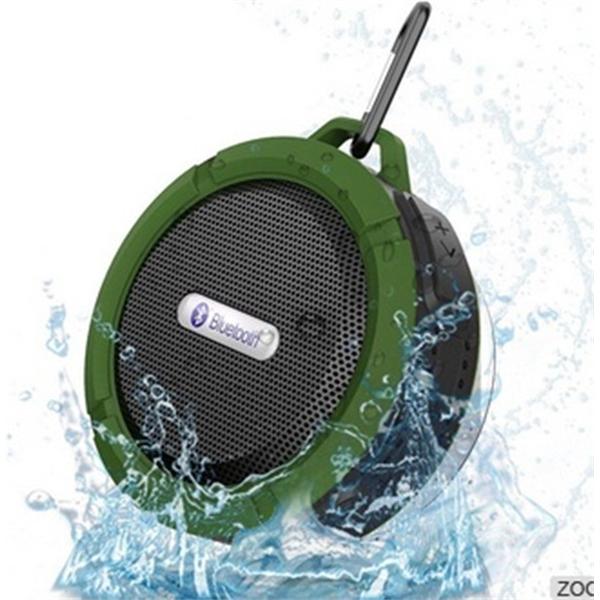 Factory whole sale mini woofer round waterproof speakers