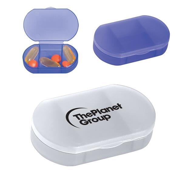 Lightweight Pill Box