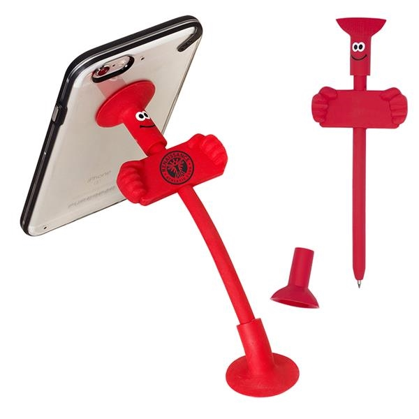Goofy™ Bendy Pen/Phone Stand