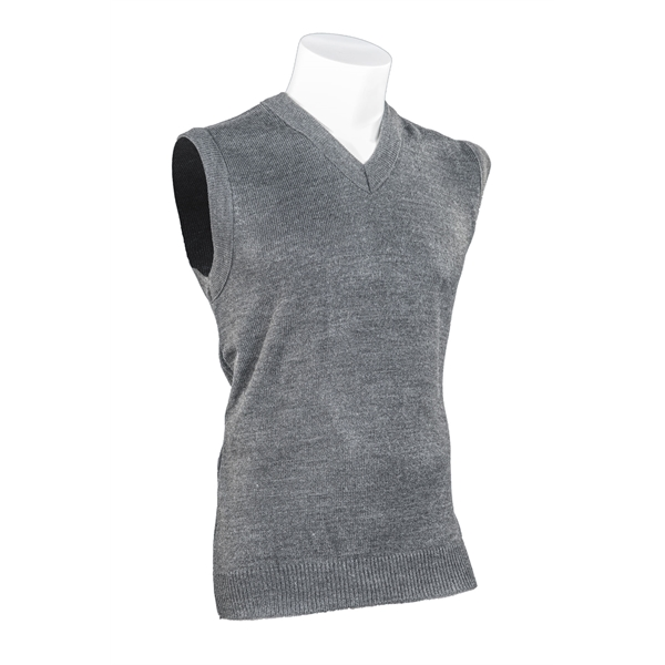 Youth V-Neck Sweater Vest - Clearance