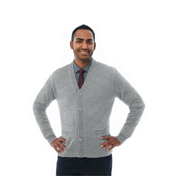 Youth V-Neck Long Sleeve Cardigan - Clearance