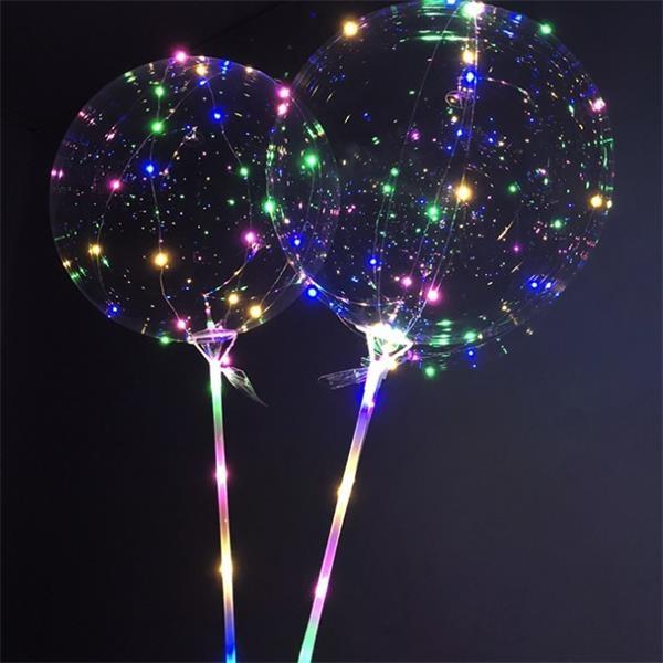 Light Up Lollipop Balloon