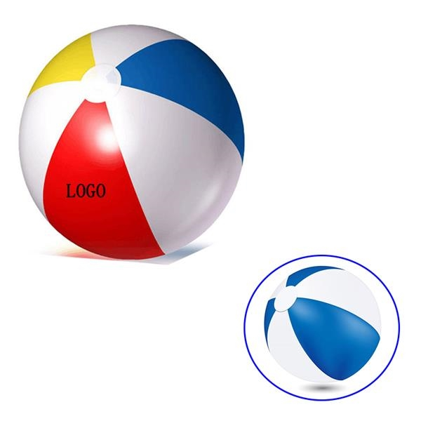 PVC Colorful Beach Inflatable Ball