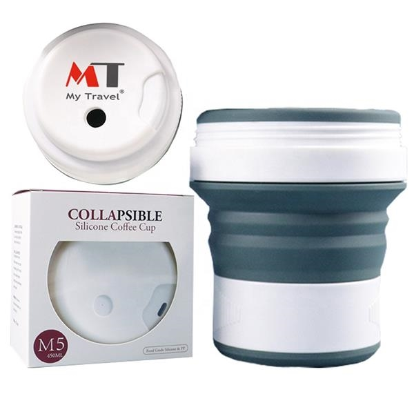Travel Portable collapsible disposable coffee cup