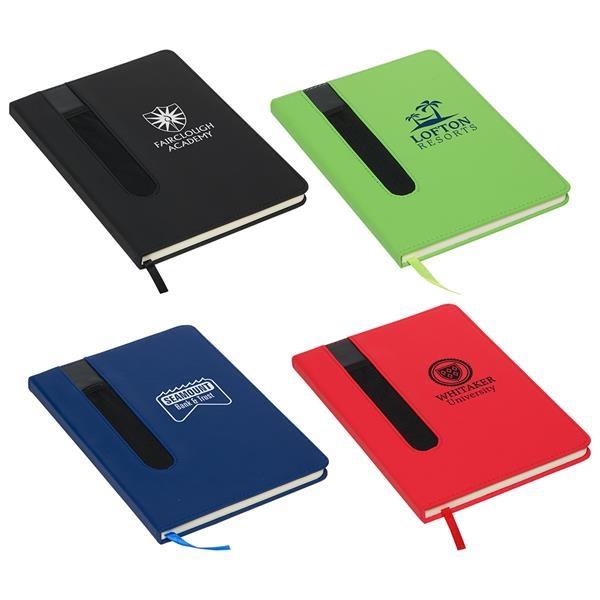 Soft-Cover Journal w/ Elastic Pen Holder